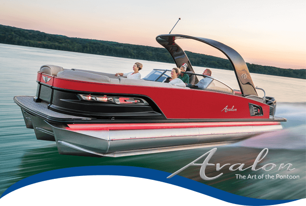 Avalon Pontoon Boats