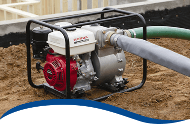 Honda Construction Pumps
