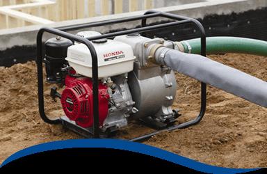 Honda Construction Pumps