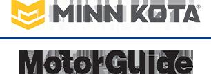 Minn Kota and Motor Guide Logos